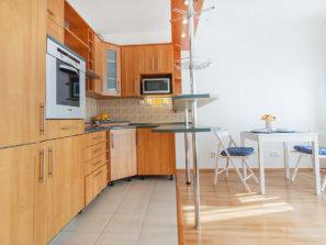 Kuchyň byt 2+kk na Praze 10